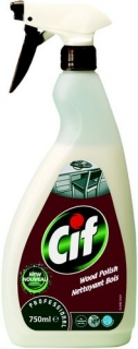 Cif Professional Woodpolish 750 ml